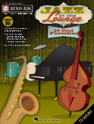 - Jazz play-along volume 95 - Jazz At The Lounge - Partition - di-arezzo.fr