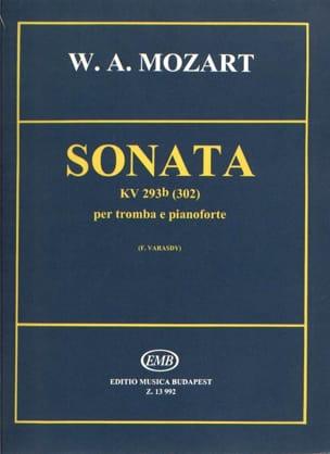 MOZART - Sonata KV 293b (302) - Partitura - di-arezzo.it