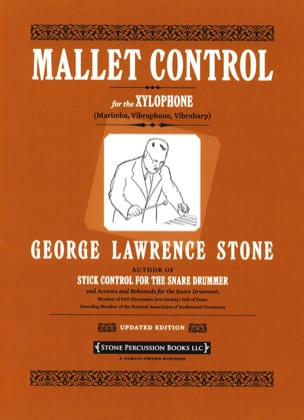 George Lawrence Stone - Mallet Control - Sheet Music - di-arezzo.co.uk