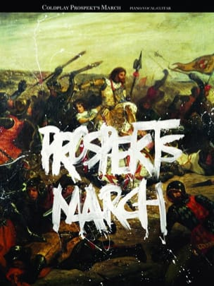 Prospekts March - Coldplay - Partition - laflutedepan.com