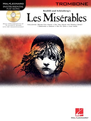 Claude-Michel Schönberg - Les Misérables Play Along Pack - Partition - di-arezzo.fr