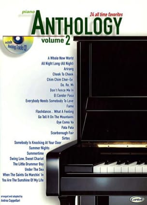 - Anthology Volume 2 - Partition - di-arezzo.fr