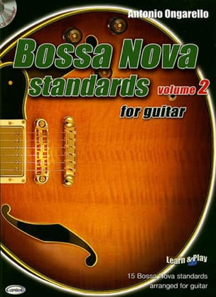 Bossa Nova Standards For Guitar Volume 2 - laflutedepan.com