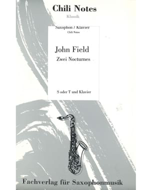 John Field - Zwei Nocturnes - Partition - di-arezzo.fr