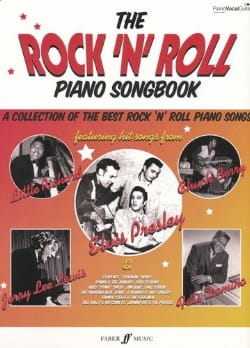 - The Rock 'n' Roll Piano Songbook - Partition - di-arezzo.fr