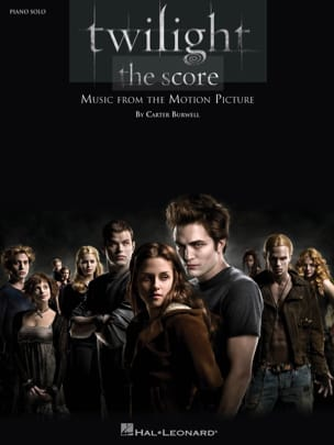 Carter Burwell - Twilight - The Score - Music Motion Picture - Partition - di-arezzo.fr