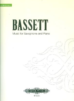 Leslie Bassett - Music - Sheet Music - di-arezzo.co.uk