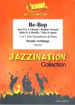 Dennis Armitage - Jazzination Volume 7 Be-Bop - Partition - di-arezzo.fr