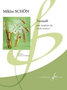 Miklos Schön - Toromalli - Partition - di-arezzo.fr