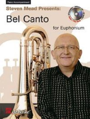 - Bel Canto For Euphonium - Partition - di-arezzo.fr