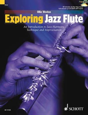Exploring Jazz Flute - Ollie Weston - Partition - laflutedepan.com