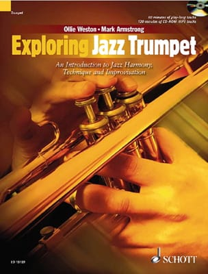 Weston Ollie / Armstrong Mark - Exploring Jazz Trumpet - Partition - di-arezzo.fr