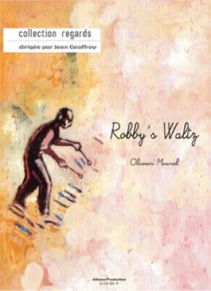 Robby's Waltz - Olivier Maurel - Partition - laflutedepan.com