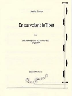 André Telman - While flying over Tibet - Sheet Music - di-arezzo.com