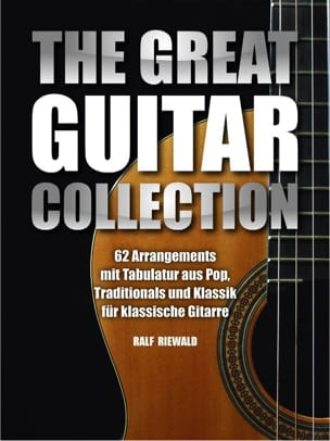 The Great Guitar Collection - Partition - di-arezzo.fr