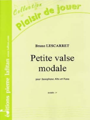 Bruno Lescarret - Petite Valse Modale - Partition - di-arezzo.fr