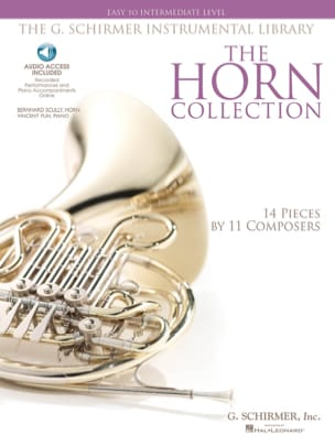 The Horn Collection Easy To Intermediate Level laflutedepan