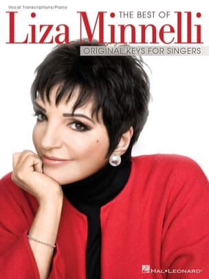 Liza Minnelli - The Best Of Liza Minnelli - Sheet Music - di-arezzo.co.uk