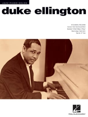 Duke Ellington - Jazz Solos Piano Volume 9 - Duke Ellington - Sheet Music - di-arezzo.co.uk
