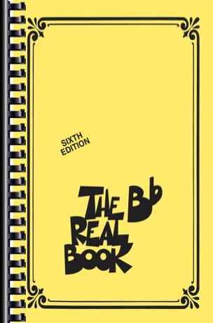 - The Real Book Volume 1 - Sixth Edition - Sheet Music - di-arezzo.co.uk