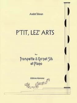 André Telman - P'tit, Lez 'Arts - Sheet Music - di-arezzo.co.uk