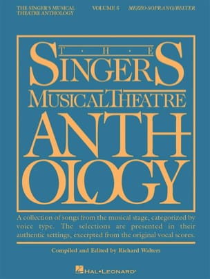 - The Singer's Musical Anthology Volume 5 - Mezzo / Soprano - Sheet Music - di-arezzo.co.uk