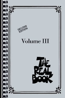 - The mini real book volume 3 - Second Edition - Partition - di-arezzo.ch