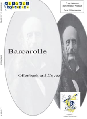 Jacques Offenbach - Barcarolle - Partition - di-arezzo.fr