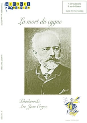 Piotr Igor Tchaikovski - La Mort du Cygne - Partition - di-arezzo.fr