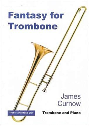 James Curnow - Fantasía para trombón - Partitura - di-arezzo.es
