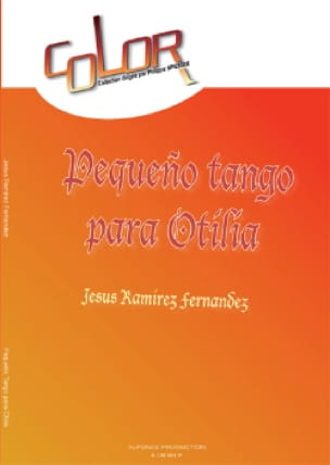 Pequeno Tango Para Otilia - Fernandez Jesus Ramirez - laflutedepan.com