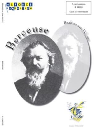 Berceuse - Johannes Brahms - Partition - laflutedepan.com