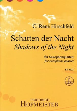 Shadows Of The Night - René C. Hirschfeld - laflutedepan.com