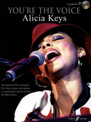 Alicia Keys - You're The Voice - Partition - di-arezzo.fr