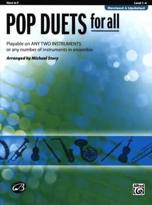 Pop duets for all - Revised & Updated Partition Cor - laflutedepan