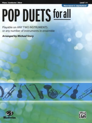 Pop duets for all - Revised - Updated - Sheet Music - di-arezzo.co.uk