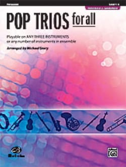Pop trios for all - Revised & Updated Partition laflutedepan