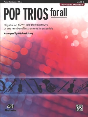 Pop trios for all - Revised - Updated - Sheet Music - di-arezzo.co.uk
