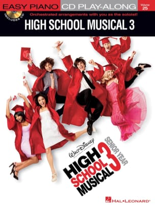 High School Musical 3 Volume 25 - Partition - laflutedepan.com