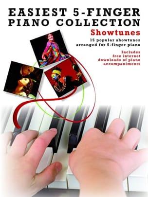 Easiest 5-Finger Piano Collection - Showtunes - laflutedepan.com