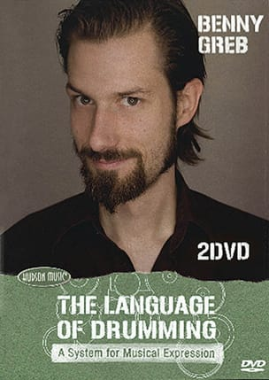 Benny Greb - DVD - The Language Of Drumming - Sheet Music - di-arezzo.co.uk