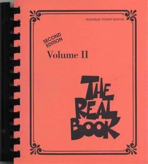 - The mini real book volume 2 - Second Edition - European Edition - Sheet Music - di-arezzo.co.uk
