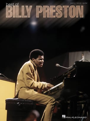 Billy Preston - Best Of Preston Billy - Partition - di-arezzo.fr