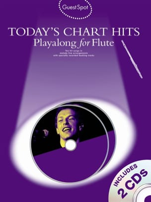 Guest Spot - Today's Chart Hits Playalong For Flute laflutedepan