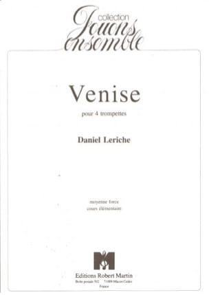 Daniel Leriche - Venice - Sheet Music - di-arezzo.com