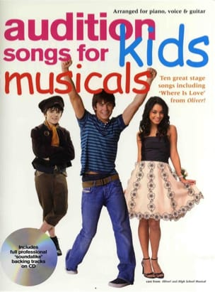 - Audition Songs For Kids Musicales - Partitura - di-arezzo.es