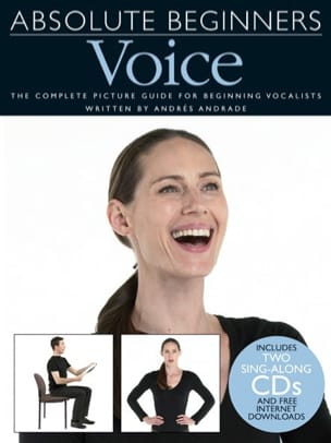 Andrés Andrade - Absolute Beginners Voice - Sheet Music - di-arezzo.com