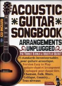 Acoustic guitar songbook - laflutedepan.com