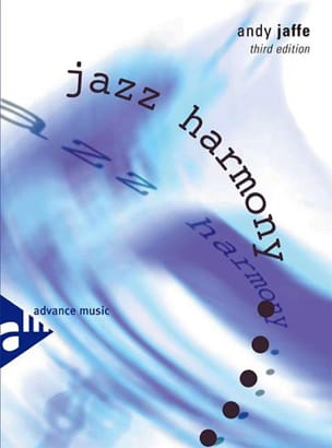 Andy Jaffe - Jazz Harmony Third Edition - Partitura - di-arezzo.it