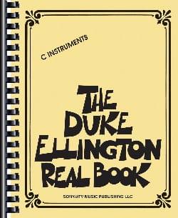 Duke Ellington - The Duke Ellington Real Book - Partition - di-arezzo.fr